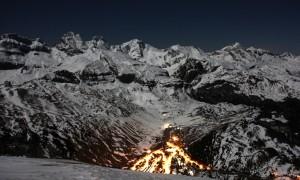 Raquetas de Nieve en el Valle de Canfranc