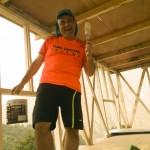 Toño, a tope colaborando en el Proyecto Un Granito de Arena por Nepal