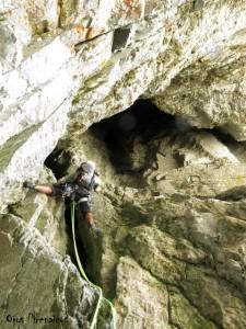 Aspe escalada- Ojos Pirenaicos 2015 (5)