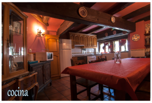 Casa Rural Pirineo Los Lirios-Ojos Pirenaicos (6)