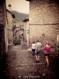 Echo y Anso-Ruta Senderista y turística con Ojos Pirenaicos