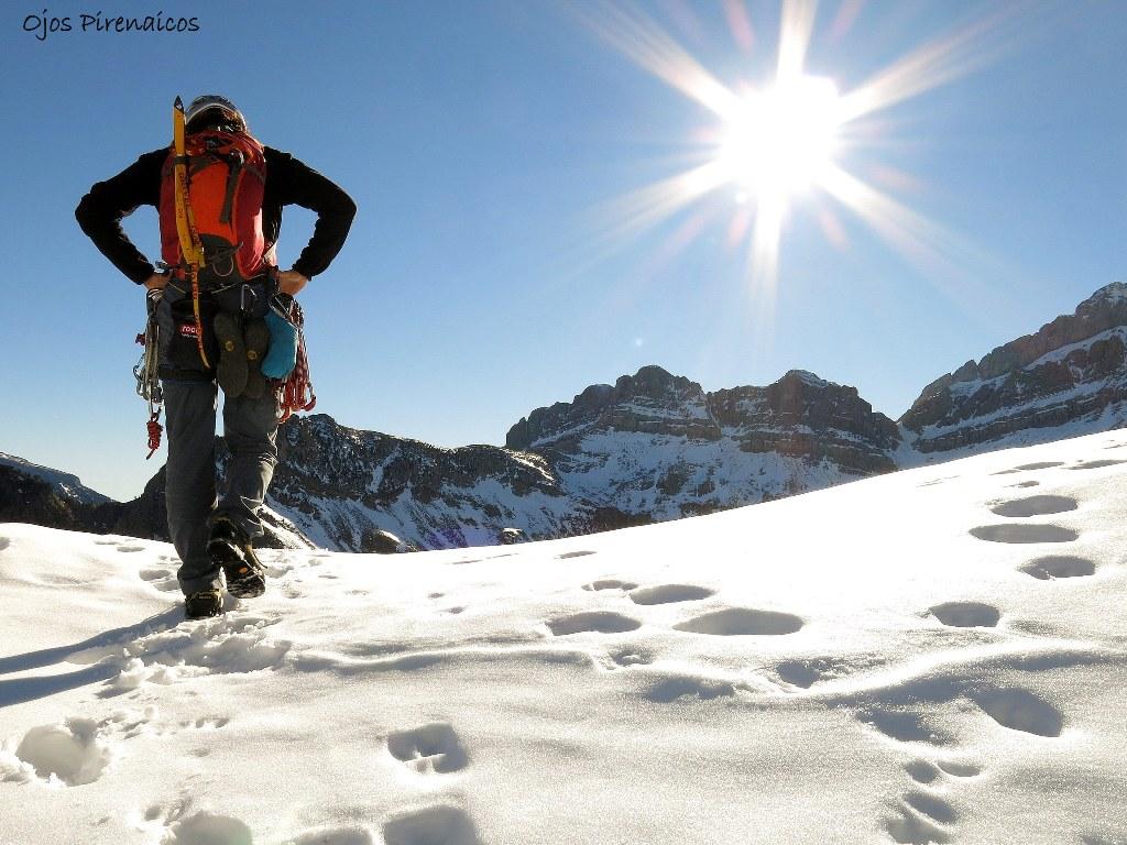 Escalando en el Valle de Canfranc (15)