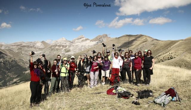 I Nómada PhotoFest- Travesía de montaña y actividad fotográfica en el Pirineo-Ojos Pirenaicos (13)