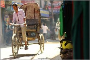 Thamel, en Kathmandu