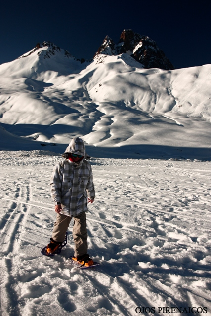Ojos Pirenaicos Guias de Montaña Pirineo