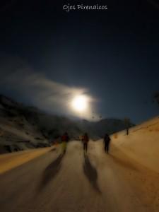 Paseos nocturnos en el Pirineo (1)