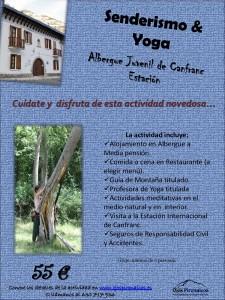 Senderismo & Yoga Canfranc Estación