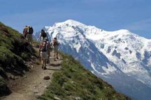Tour del Mont Blanc organizado