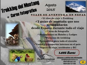 Travesías en Nepal Ojos Pirenaicos-Trekking Mustang