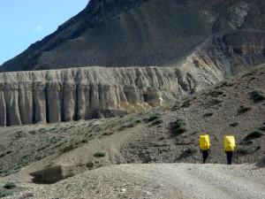 Trekking de Mustang Ojos Pirenaicos