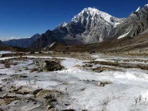 Preciosos paisajes en el Himalaya
