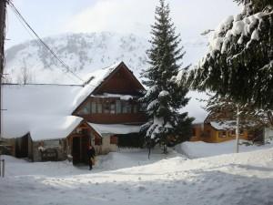 En el reino de la nieve
