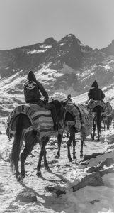 De ruta por los Valles del Toubkal, en Marruecos